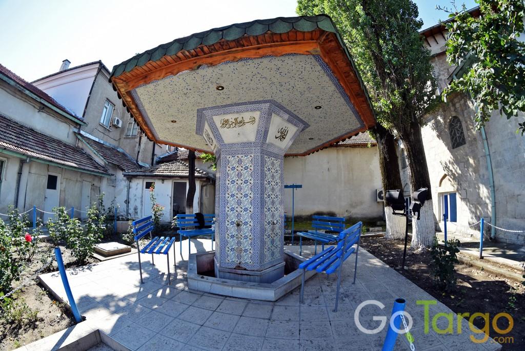 Сахат джамия