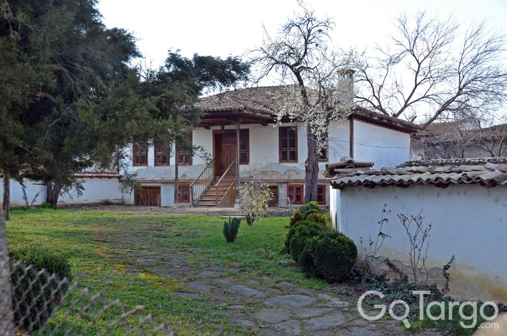Къщата на Никола Симов - Куруто