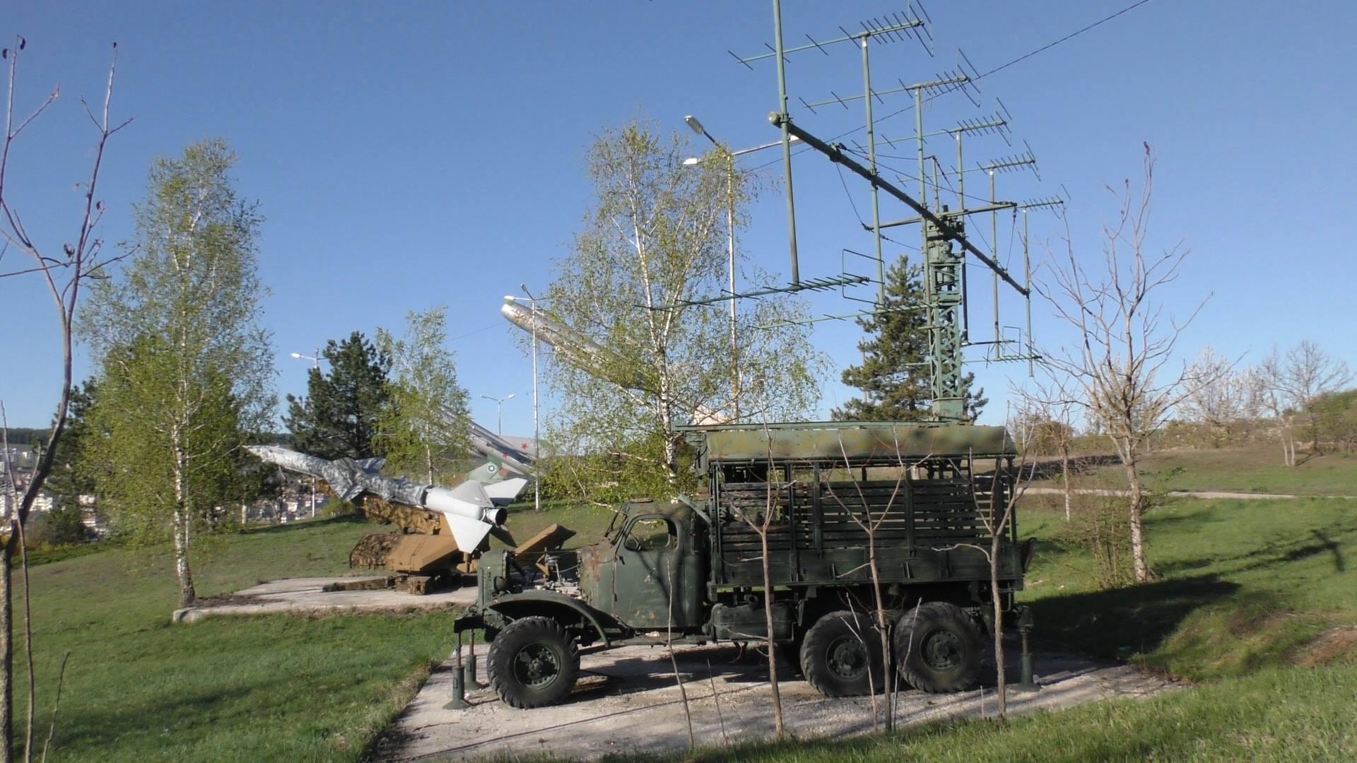 Радио-локационна станция Звезда