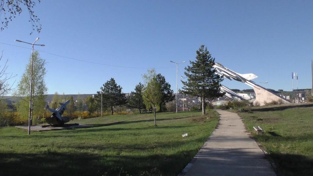 Авиационно-космически парк-8