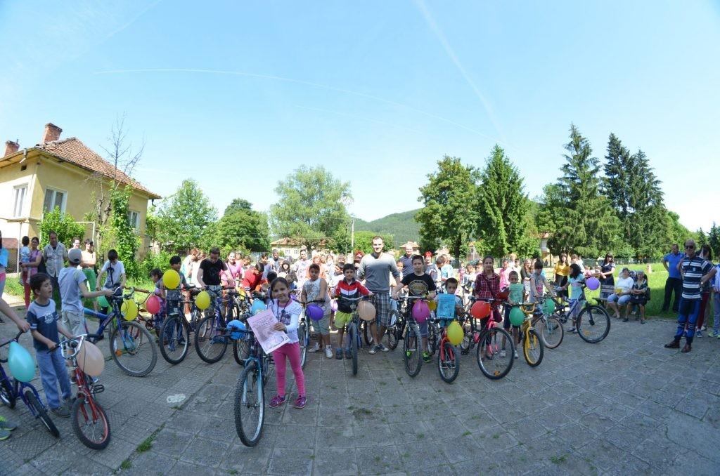 Колело за смет, за дете велосипед
